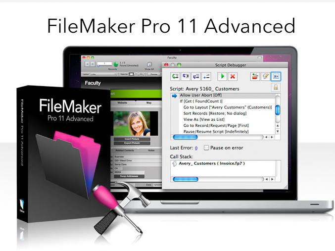 Desarrollo y programación en FileMaker